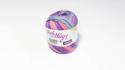 Woolly Hugs: Bandy - 09 blaulila kaufen im Makerist Materialshop