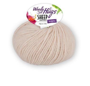 Woolly Hugs Sheep - 05 creme - Wolle und Garn kaufen im Makerist Materialshop