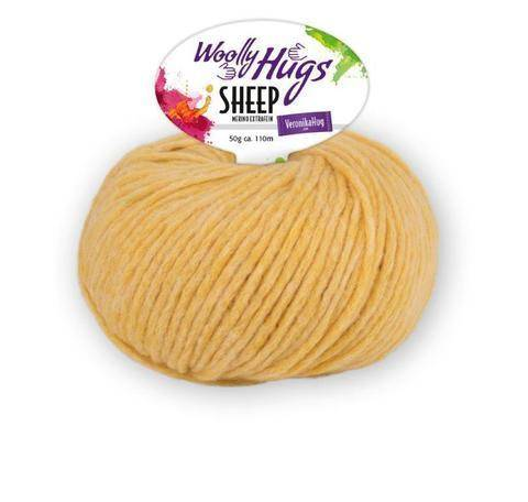 Woolly Hugs Sheep - 22 curry kaufen im Makerist Materialshop