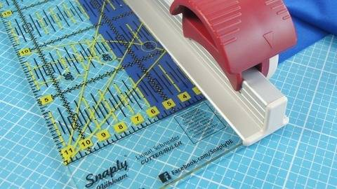 buy Snaply Cutting Ruler - 70 cm x 11.5cm in the Makerist Supplies