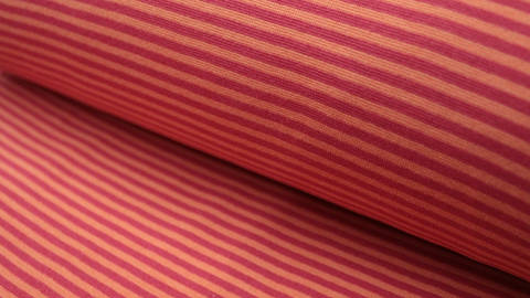 Hamburger Liebe Rippbündchen: Ringelbündchen tulipano - 75 cm kaufen im Makerist Materialshop