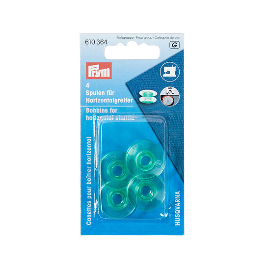 Nähmaschinenspulen KST Horizontalgreifer 21,6 mm kaufen im Makerist Materialshop