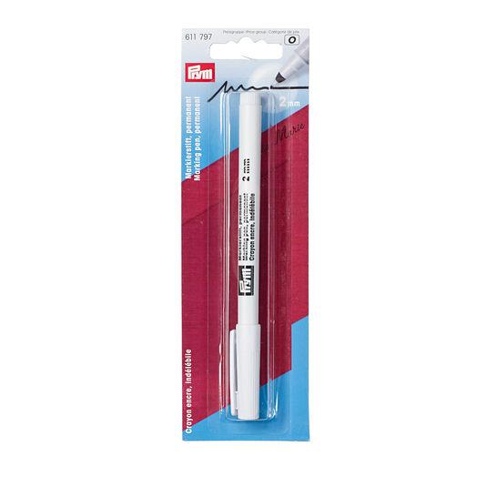 Markierstift permanent 2 mm schwarz kaufen im Makerist Materialshop