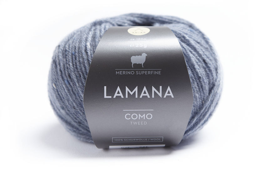 Como Tweed von Lamana kaufen im Makerist Materialshop