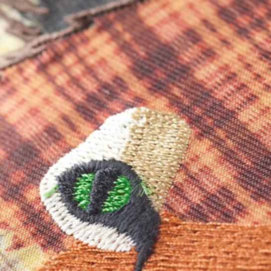 Applikation Fuchsgesicht braun kaufen im Makerist Materialshop