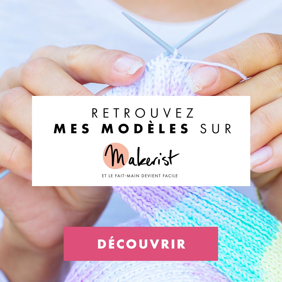 Modèles de tricot - pour Instagram !