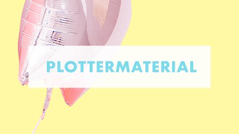 Plottermaterial reduziert