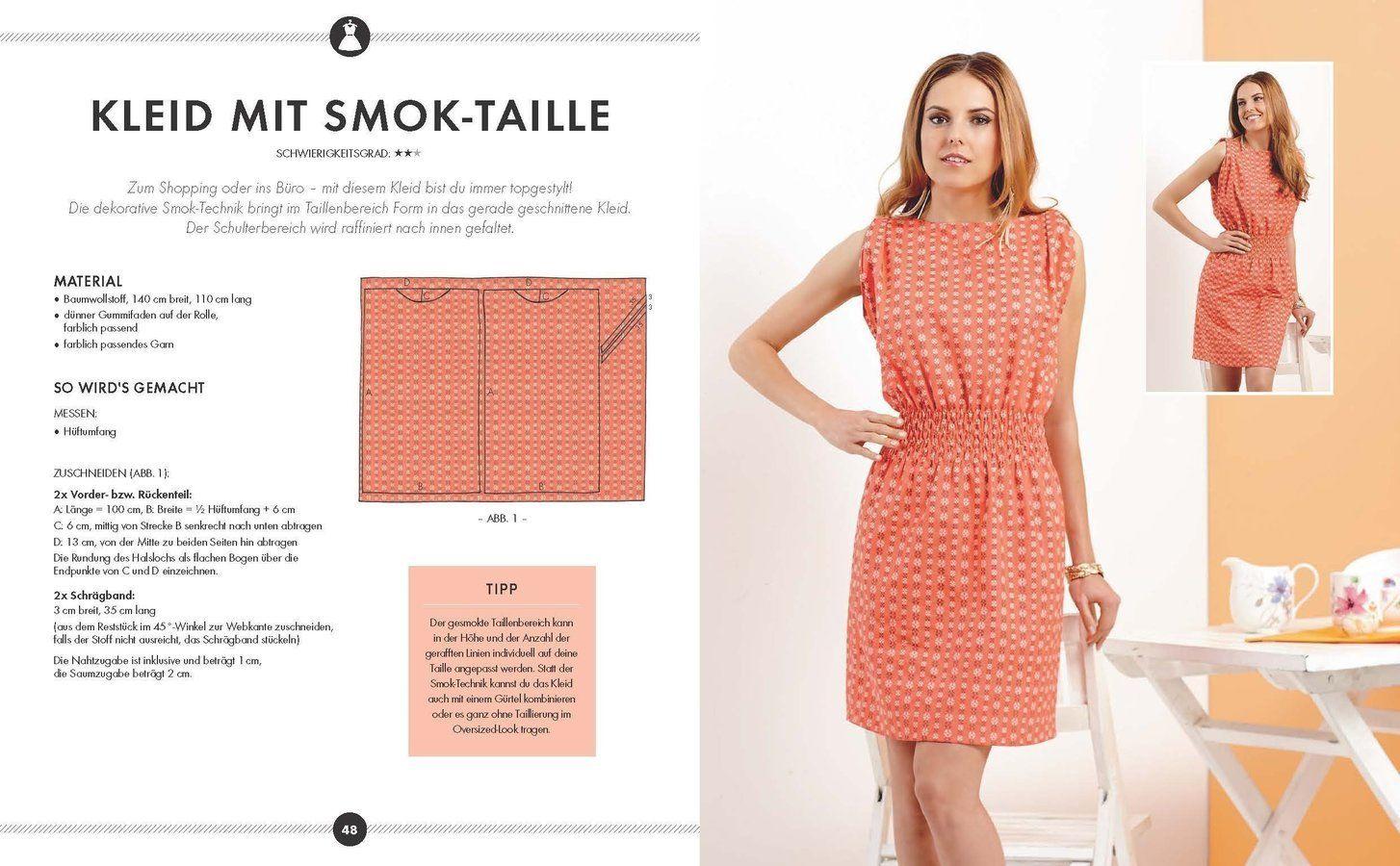 Röcke und Kleider - Das Makerist Nähbuch