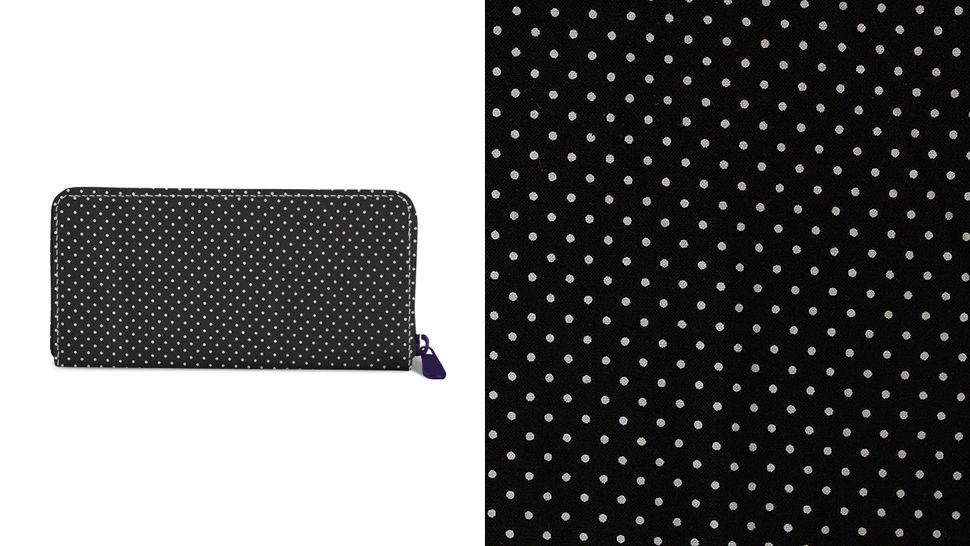 Baumwollstoff Polka Dot schwarz: Judith - 148 cm im Makerist Materialshop - Bild 5