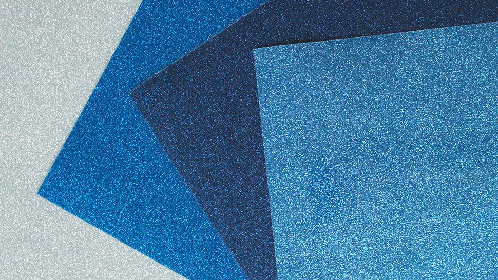 Glitzernde Flexfolie zum Plotten - DIN A4 kaufen im Makerist Materialshop