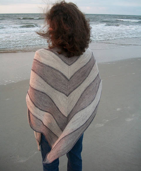 Download Litchfield Shawl immediately at Makerist