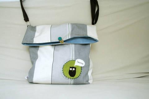 Umhängetasche MiniMax, Tasche in 3 Größen bei Makerist sofort runterladen