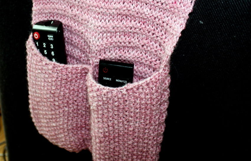 Download Arm Chair Caddy - Knitting Patterns immediately at Makerist