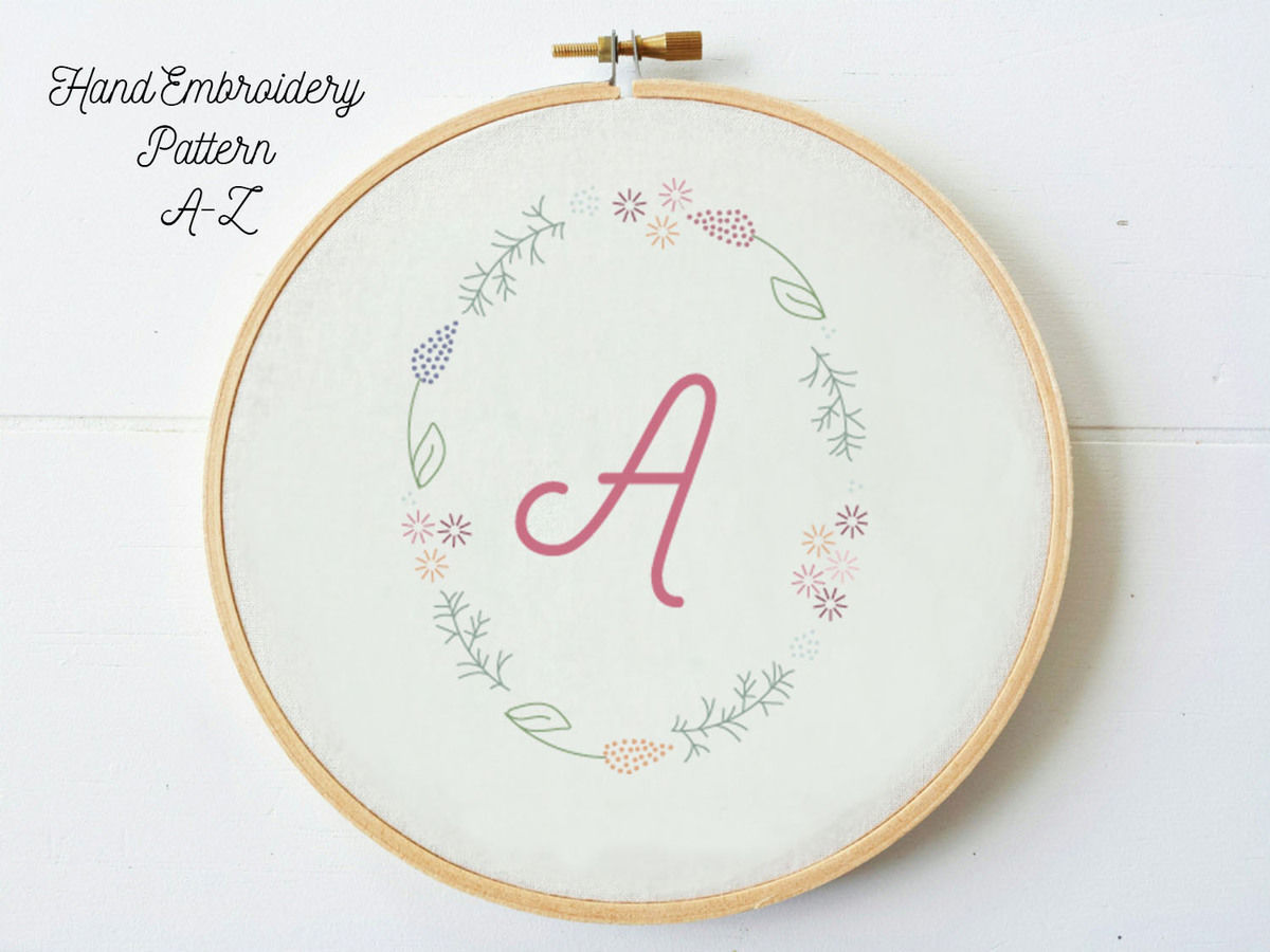 embroidery instructions for beginners