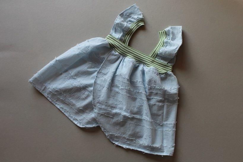 Vintage-Top EASY Mädchen Gr. 74-140 - Nähanleitungen bei Makerist sofort runterladen
