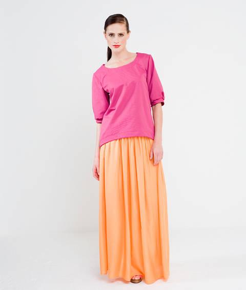 Schnittmuster und Nähanleitung Bluse Sophie bei Makerist sofort runterladen