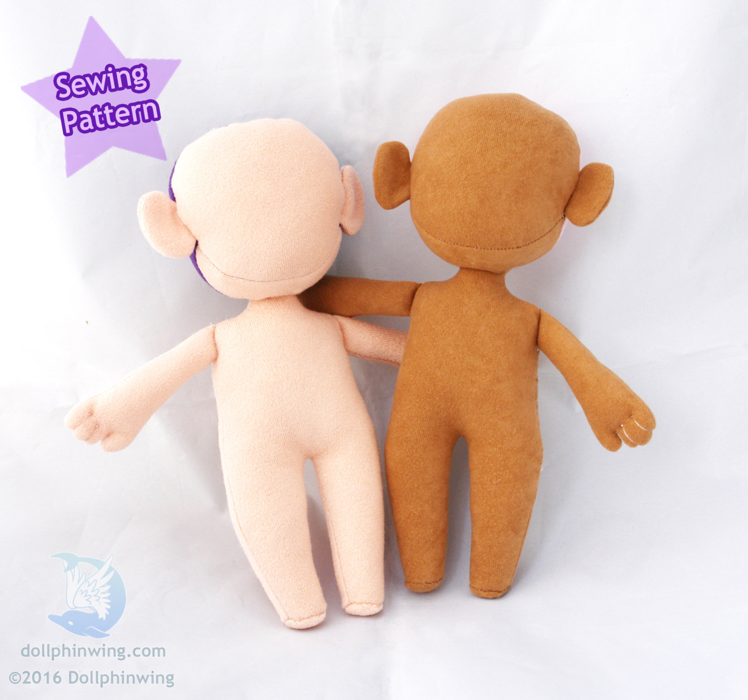 Little doll person sewing pattern jeuxipadfo Images