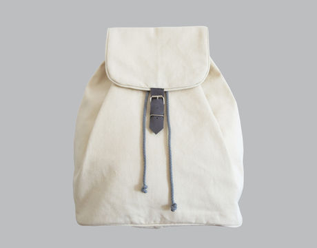 Download Backpack No. 1 with leather details - Sewing Patterns immediately at Makerist