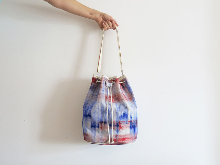 Download Bucket Bag - Sewing Patterns immediately at Makerist