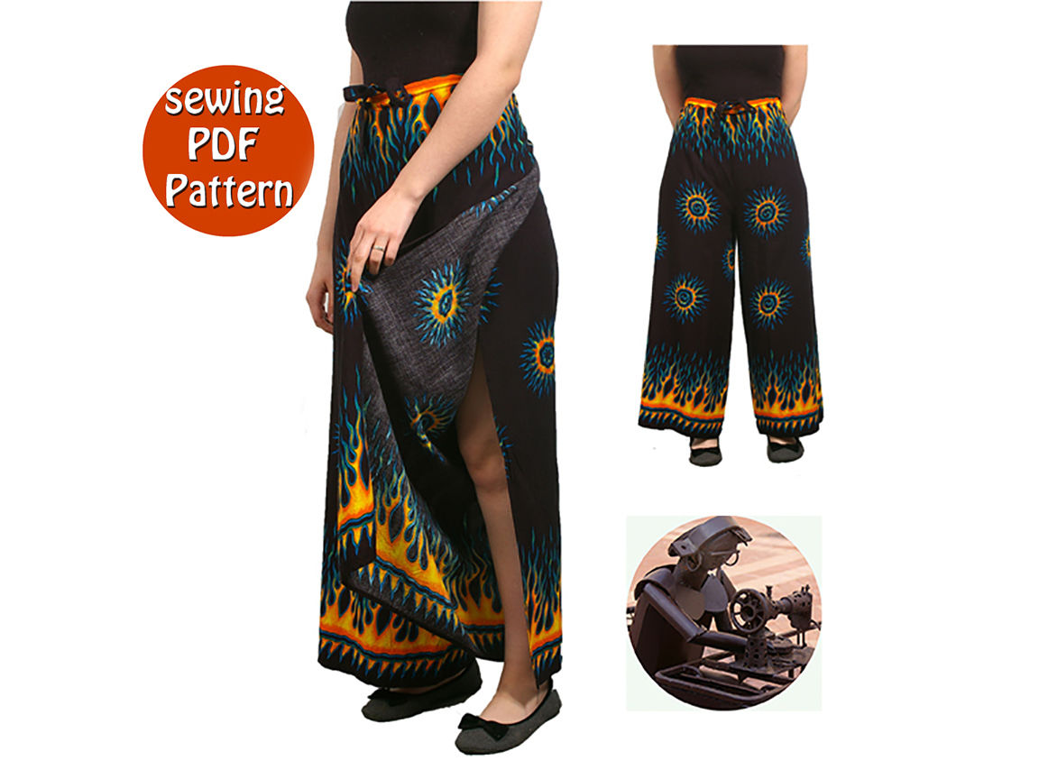 Thai women beach pants fit all sizes frenchenglish pdf sewing download thai women beach pants fit all sizes frenchenglish pdf sewing pattern jeuxipadfo Image collections