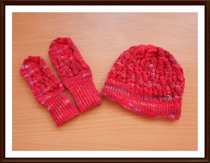 Mütze Handschuhe für Babys stricken Grundanleitung - Strickanleitungen bei Makerist sofort runterladen