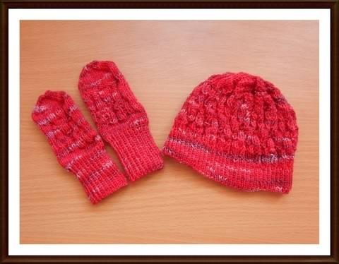 Mütze Handschuhe für Babys stricken Grundanleitung bei Makerist sofort runterladen