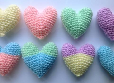 Download Heart - Crochet Pattern immediately at Makerist