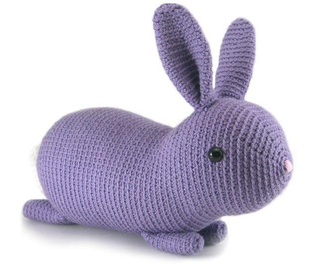 Download Flora the Bunny Rabbit - amigurumi crochet pattern - Crochet Patterns immediately at Makerist