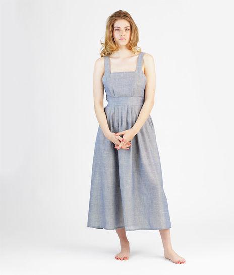 Schnittmuster und Nähanleitung Kleid Ute - Nähanleitungen bei Makerist sofort runterladen