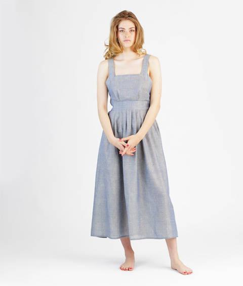 Schnittmuster und Nähanleitung Kleid Ute bei Makerist sofort runterladen