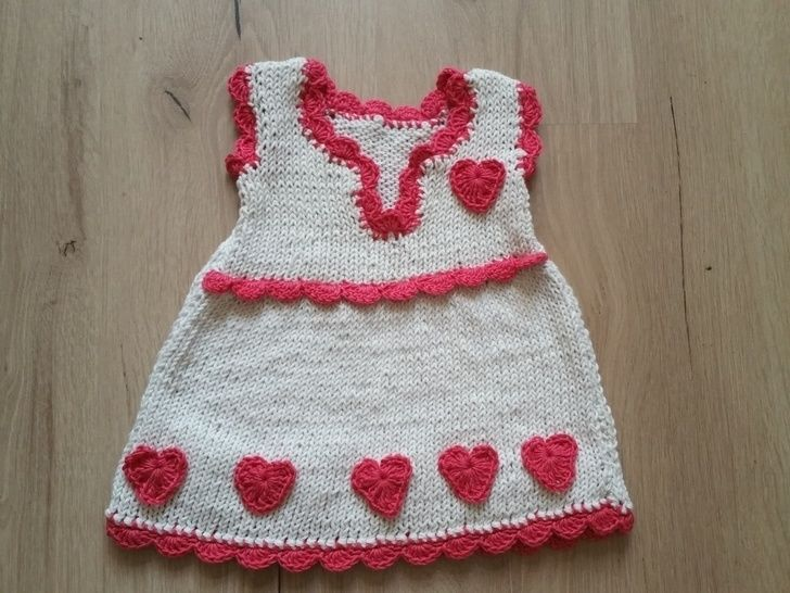 Kleid Grosse 56 104 Baby Love Collection No 1