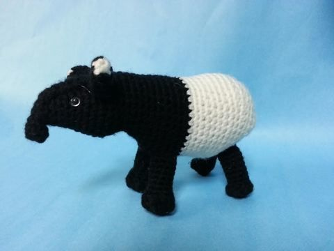 Amigurumi World Free Download : Amigurumi world by dionedesign goat lisa and bull boris