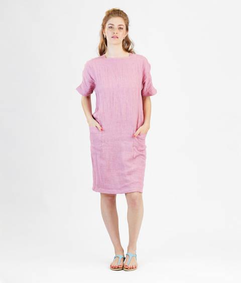 Schnittmuster und Nähanleitung Kleid Rose bei Makerist sofort runterladen