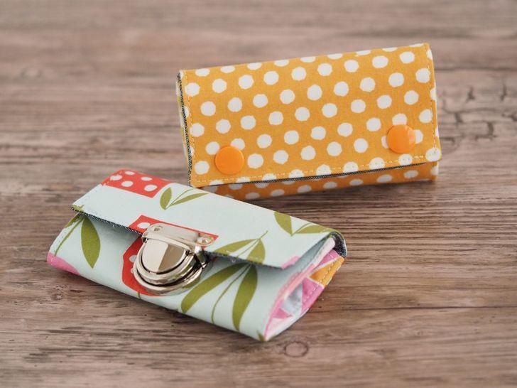 Ebook MiniMoneyBag - eine kleine Geldbörse - Nähanleitungen bei Makerist sofort runterladen