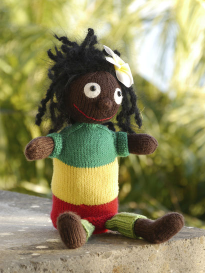 Download SUNSHINE BOB puppet knitting pattern - Knitting Patterns immediately at Makerist