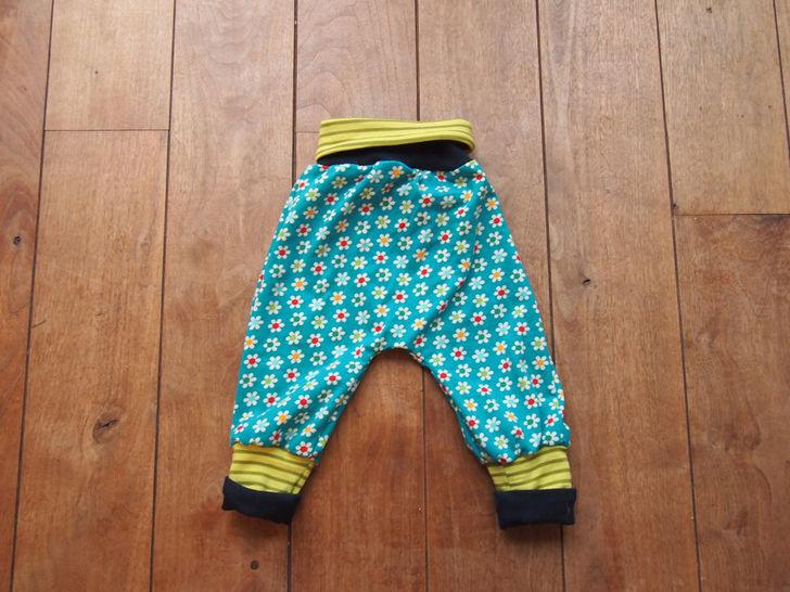Babypumphose, Pumphose für Kinder, Gr. 50-152, Marlenehose - Nähanleitungen bei Makerist sofort runterladen