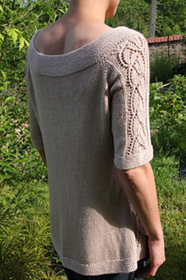 Download angele cardigan - Knitting Patterns immediately at Makerist