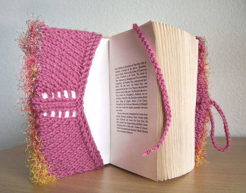 Download Book Cover, Journal Cover, Knitting Pattern immediately at Makerist