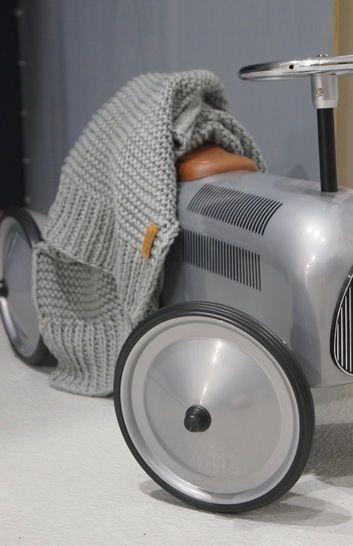 cool Baby Blanket - Strickanleitungen bei Makerist sofort runterladen
