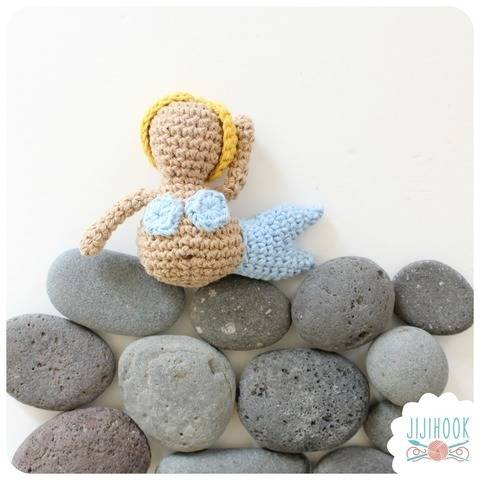 Download Mermaid Crochet Pattern immediately at Makerist