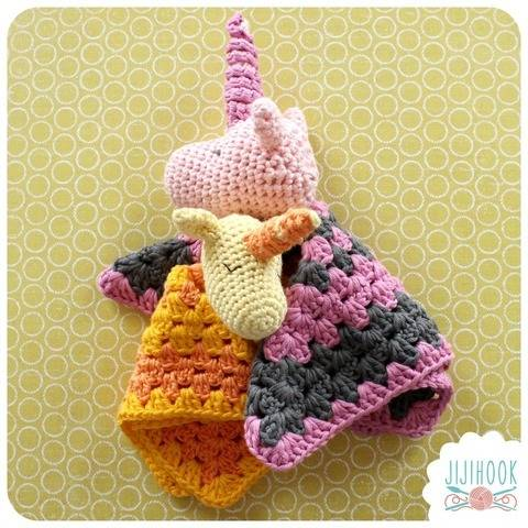 Download Unicorn Crochet Pattern immediately at Makerist