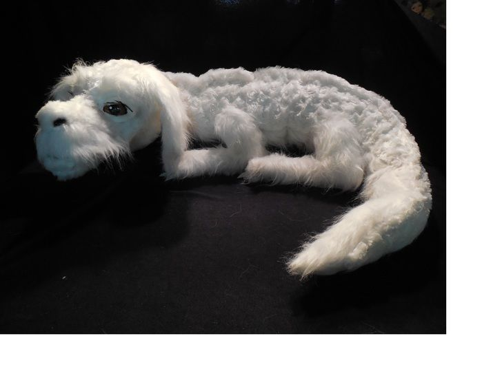 Download Falkor Plush Toy Pattern - Sewing Patterns immediately at Makerist