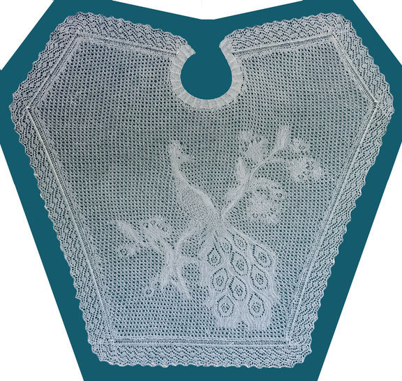 Download Lace Peacock Shawl - Knitting Patterns immediately at Makerist