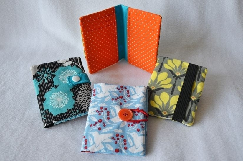 ebook DasKartending  - eine Brieftasche - Nähanleitungen bei Makerist sofort runterladen