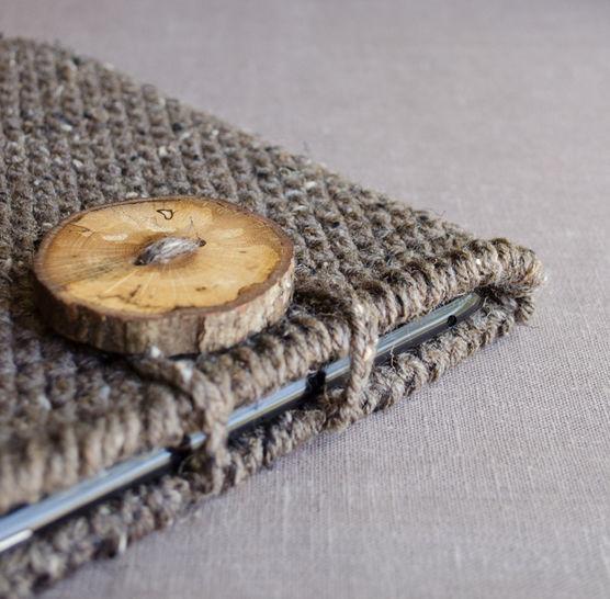 Download Crochet Tablet Case, iPad Case, Tablet Cover, Tablet Sleeve - Crochet Patterns immediately at Makerist