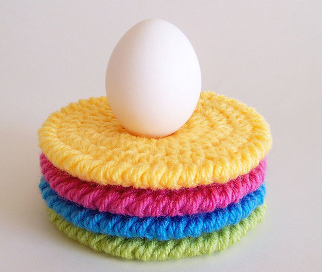 Download Crochet Coasters, Crochet Coaster, Crochet Pattern - Crochet Patterns immediately at Makerist