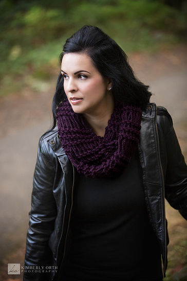 Download Crochet Infinity Scarf, Cowl Scarf, Neck Warmer - Crochet Patterns immediately at Makerist