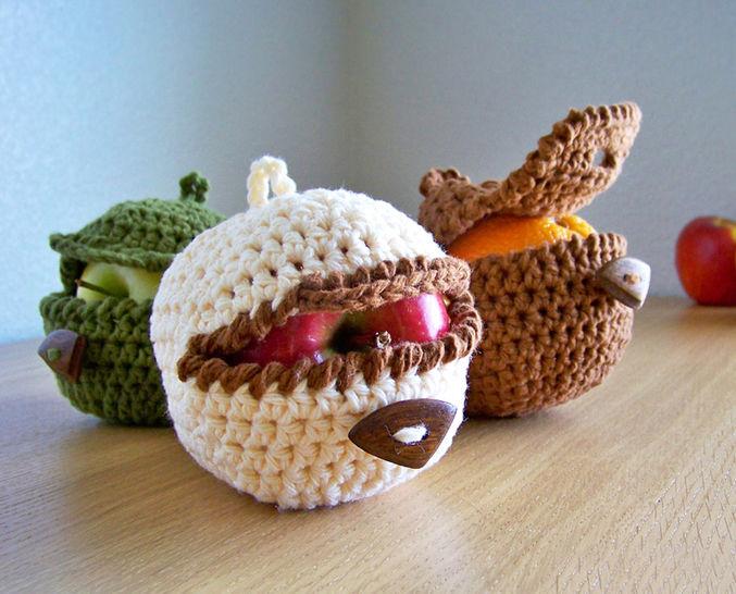 Download Apple Cozy, Crochet Pattern - Crochet Patterns immediately at Makerist