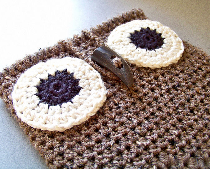 Download iPad Case, Tablet Case, iPad Cover, Owl Gadget Case - Crochet Patterns immediately at Makerist