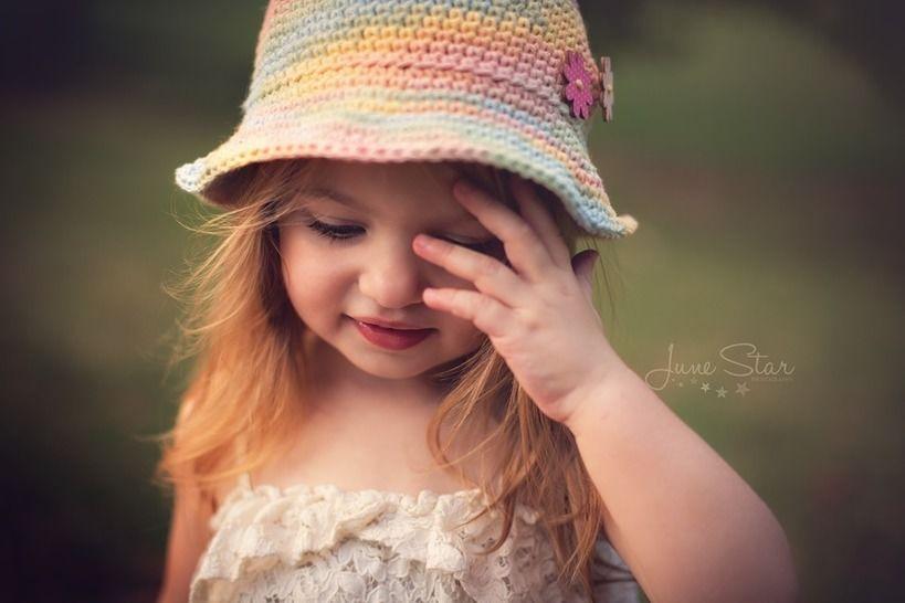 Download Crochet Sun Hat, Bucket Hat, Crochet Hat - Crochet Patterns immediately at Makerist